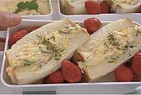#321沙拉日#土豆沙拉三明治 超简单野餐食单的做法