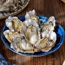 清蒸牡蛎#春季食材大比拼#