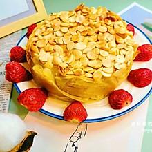 #人人能开小吃店#美味在线,苹果千层蛋糕