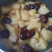苹果大枣枸杞甜汤