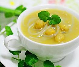 豌豆炖粉条的做法