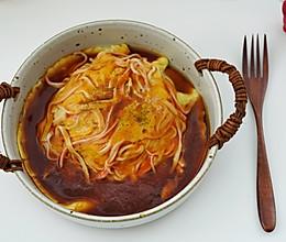 日本人气料理-天津饭,低脂低卡鲜美无比的做法