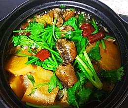 #父亲节,给老爸做道菜#黄鳝土豆煲的做法