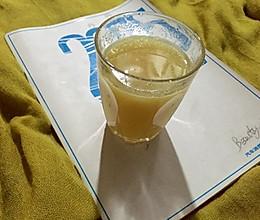 梨橙汁的做法