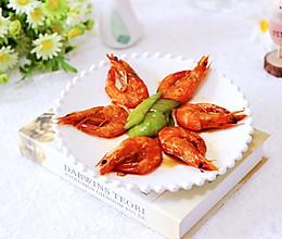 #夏天夜宵High起来!#可乐焖海虾的做法