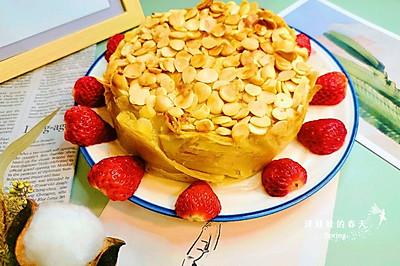美味在线,苹果千层蛋糕