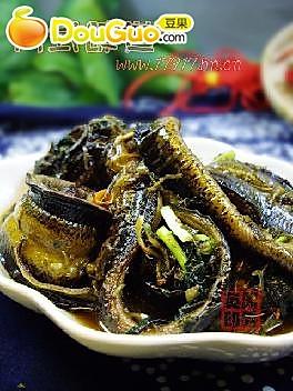 酸菜煮鳝鱼的做法