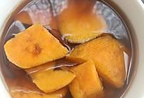 姜丝红薯红糖甜汤的做法