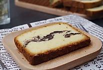 大理石蛋糕-爱上涂鸦的亲密感觉#自已做更健康#的做法