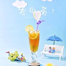 夏日沁饮,冬瓜茶#夏日冰品不能少#