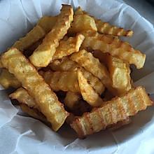 简单美味的零食:烤土豆!