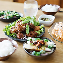 D食堂 | 夏日和风料理照烧鸡块,Qiao棒控糖餐