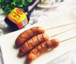 手工台式热狗肠#美极鲜味汁#的做法