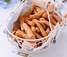#助力高考营养餐#自制虾仁牛肉虾条的做法