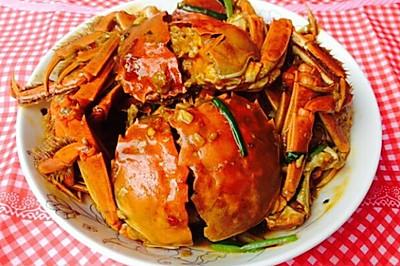 爆炒大螃蟹