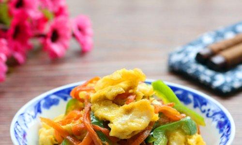 辣椒炒鸡蛋#味极鲜味汁#的做法