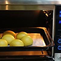 南瓜紫薯早餐包的做法图解8