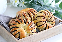 """#安佳一口""""新""""年味#豆沙面包卷,百吃不厌小面包的做法"""