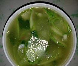 黄瓜汤的做法