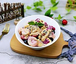 #精品菜谱挑战赛#水果沙拉的做法