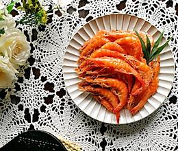盐焗大虾~零厨艺也能的做法
