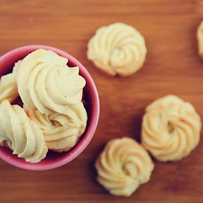 奶酪蛋白曲奇(烤箱做饼干)