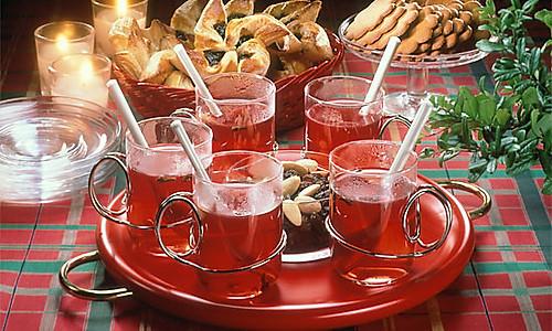 瑞典圣诞热红酒Glögi的做法