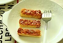 【法式焦糖杏仁酥饼】——COUSS E5出品的做法