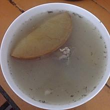 苹果龙骨汤