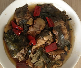 红烧鯰魚的做法
