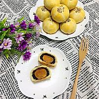 蛋黄酥月饼(黄油版)的做法图解20