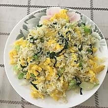 青菜鸡蛋早饭