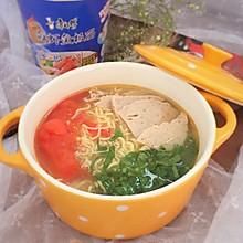 舌尖上的康师傅#小虾创意料理#