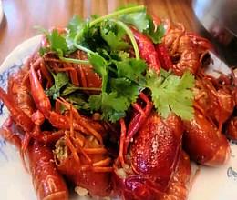 蒜蓉小龙虾的做法