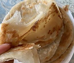 妈妈的味道-松软焦脆的起酥烙饼的做法