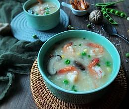 秀出你的早餐—海鲜粥的做法