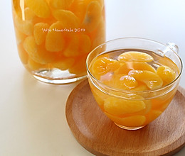 糖水桔子的做法