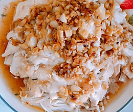 蒜香金针菇鸡胸肉的做法