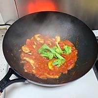 #好吃不上火#番茄蘑菇意面的做法图解4