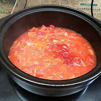 老少皆宜的番茄龙利鱼汤的做法图解6