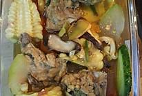 猪排玉米汤的做法