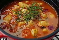 茄汁蔬菜龙利鱼的做法