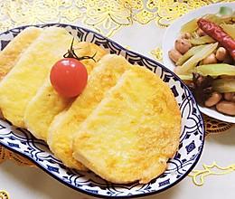 快手早餐——煎馍片的做法