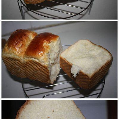 卡士达超软面包