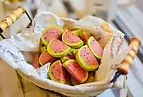 西瓜小饼干的做法