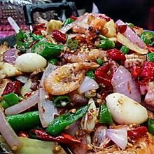 香辣海鲜锅