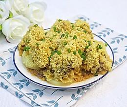 #中秋宴,名厨味#小米蒸排骨的做法