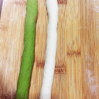 翡翠白菜-------新年饺子的做法 步骤3