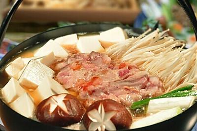 【变厨神】冬季必BUY!地道日式风味寿喜锅