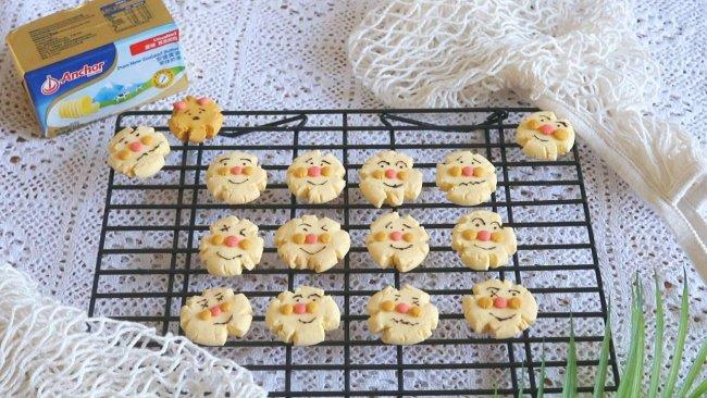 """#2021亲子烘焙组——""""焙""""感幸福#面包超人玛格丽特的做法"""